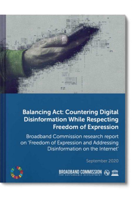 balancing act - disinformation